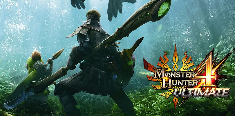 monster hunter 4 ultimate E3 cover