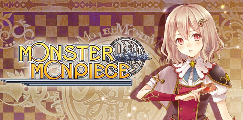 monster monpiece recensione cover