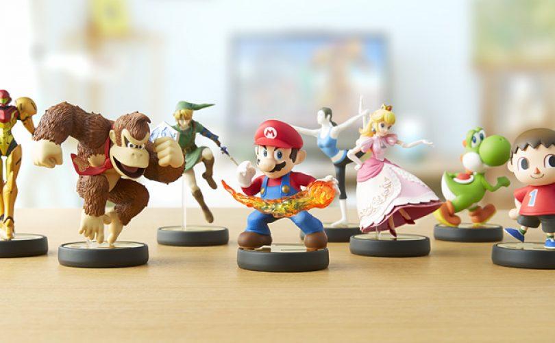 Cosa sono gli amiibo di Nintendo?