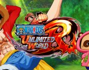 one piece unlimited world red anteprima cover