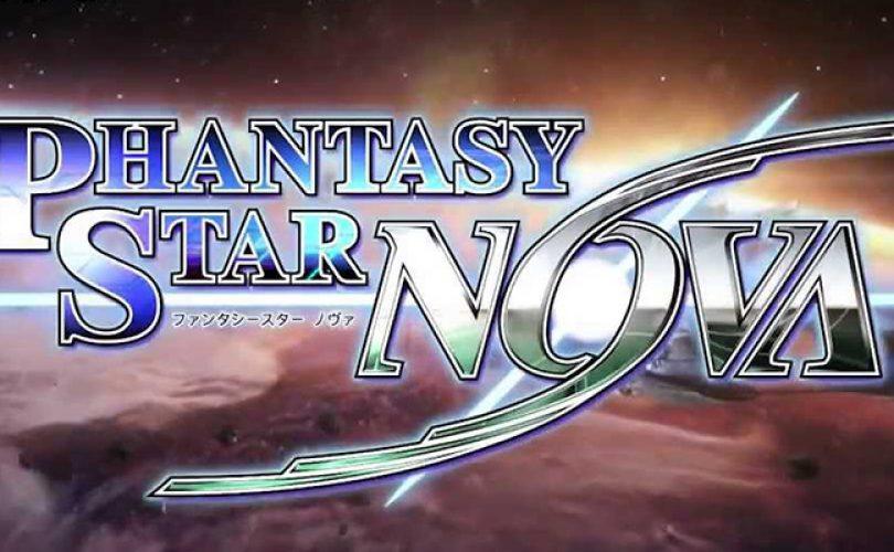 phantasy star nova cover