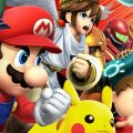 super smash bros 3DS cover E3