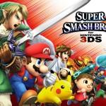 super smash bros nintendo 3DS E3 09