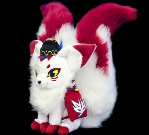 La volpe Tenko sarà anche protagonista indiscussa della Treasure Box che accompagnerà l'uscita nipponica.