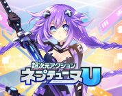 ultra dimension action neptunia u cover def