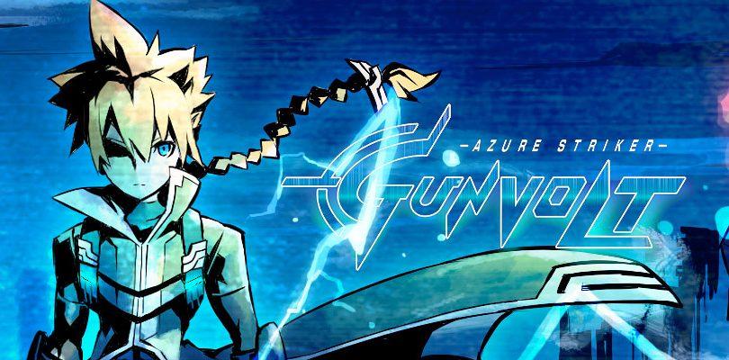 azure striker gunvolt cover luglio