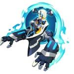 azure striker gunvolt nintendo 3DS 02