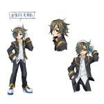 azure striker gunvolt nintendo 3DS 09
