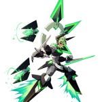 azure striker gunvolt nintendo 3DS 16