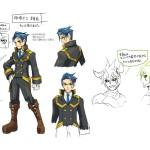 azure striker gunvolt nintendo 3DS 23