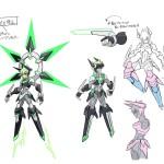 azure striker gunvolt nintendo 3DS 24