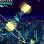 azure striker gunvolt nintendo 3DS 26