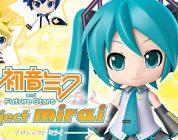 hatsune miku project mirai cover