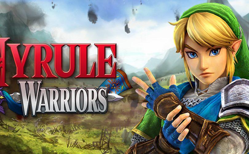 hyrule warriors cover anteprima
