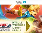 hyrule warriors direct cover