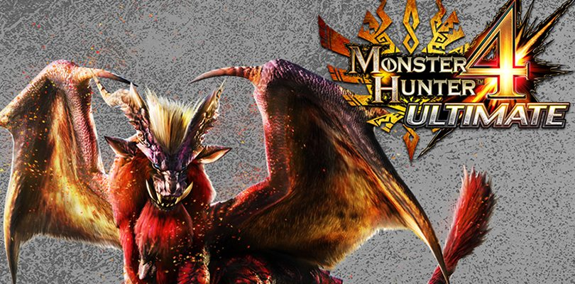 monster hunter 4 ultimate teostra cover