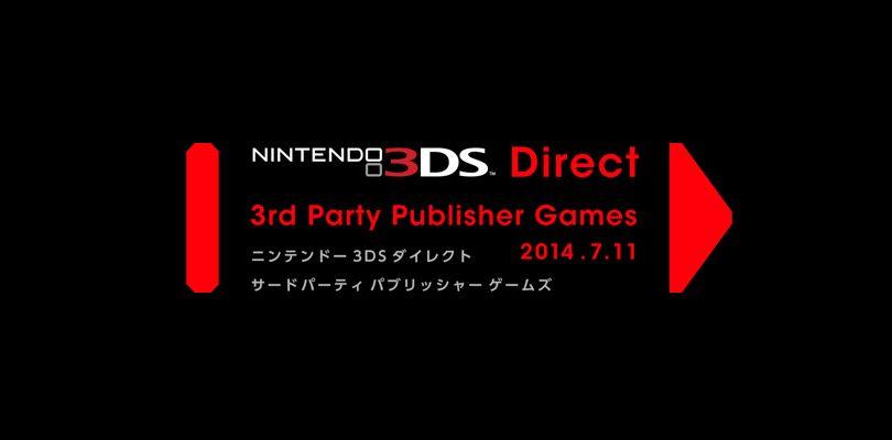 nintendo 3DS direct 11 luglio 2014 cover