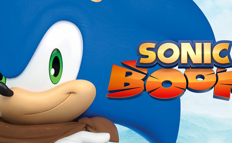 sonic boom anteprima cover