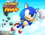 sonic jump fever cover