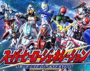 Super Hero Generation: inaugurato il teaser site