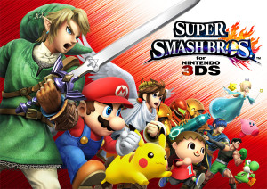 super-smash-bros-nintendo-3ds-poster