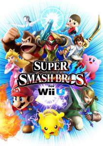 super-smash-bros-wii-u-poster