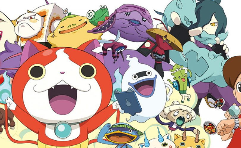 L'anime di Yo-Kai Watch sarà distribuito in Europa da VIZ Media