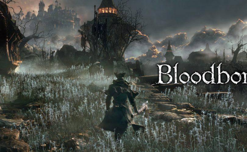 bloodborne cover gamescom