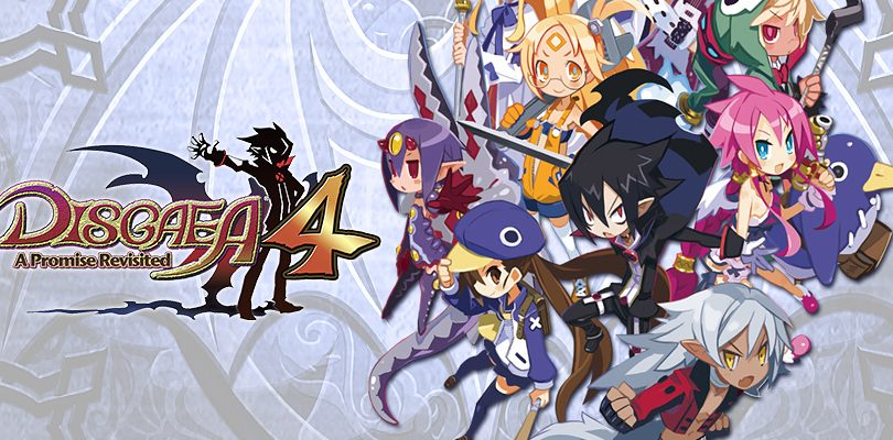 disgaea 4 a promise revisited recensione cover