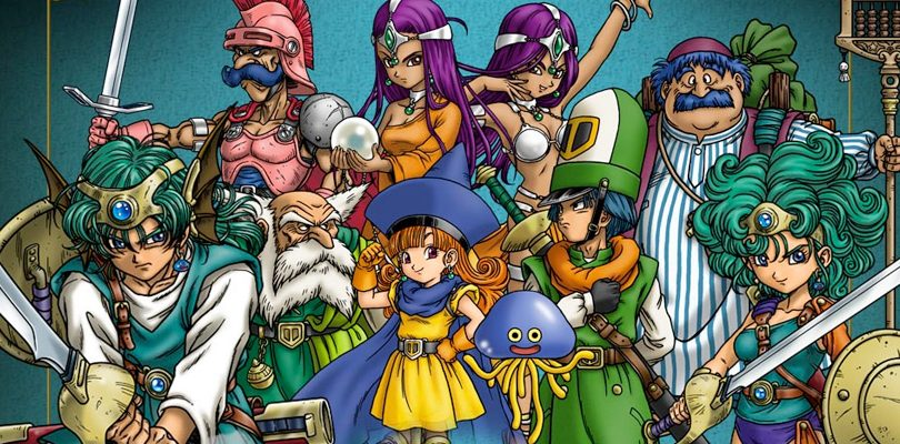 dragon quest iv cover