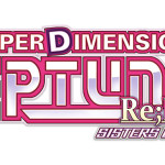 hyperdimension neptunia rebirth2 sisters generation logo