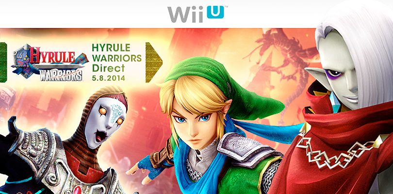 hyrule warriors direct cover 2