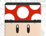 new nintendo 3DS kisekae plate cover