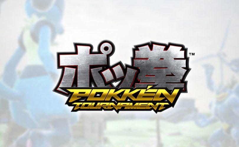 pokken tournament cover