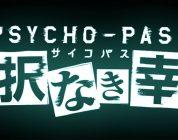 PSYCHO-PASS per Xbox One sarà presente al Tokyo Game Show 2014