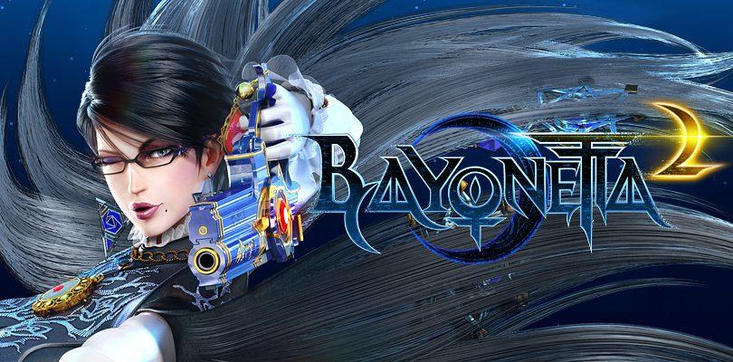 bayonetta 2 anteprima cover