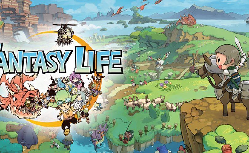 fantasy life recensione cover