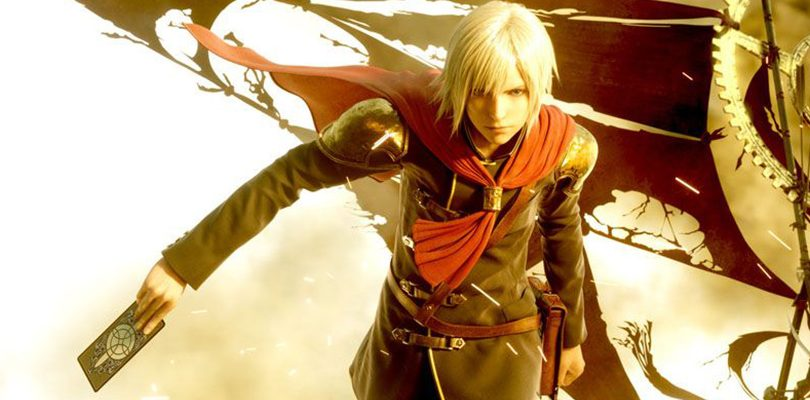 final fantasy type 0 hd cover