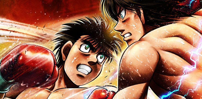 hajime no ippo the fighting cover
