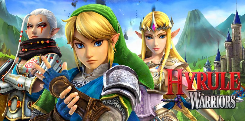 hyrule warriors anteprima cover