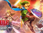 hyrule warriors recensione cover