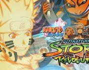 naruto shippuden ultimate ninja storm revolution recensione cover