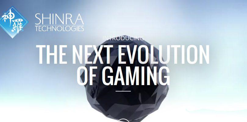 shinra technologies cover