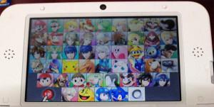 super-smash-bros-nintendo-3ds-roster-completo