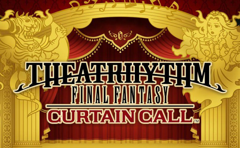 theatrhythm final fantasy curtain call anteprima cover