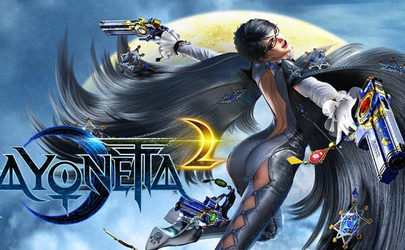 bayonetta 2 recensione cover