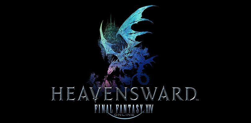 final fantasy xiv heavensward cover