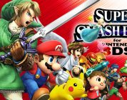super smash bros for nintendo 3DS recensione cover