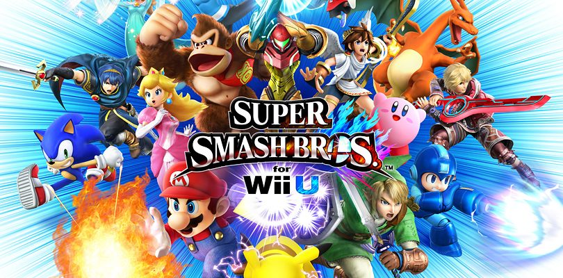 super smash bros for wii u cover def