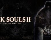 dark souls II scholar of the first sin cover